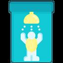 Disinfection Virus Covid Icon