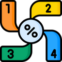 Percentage Chart Icon