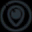 Periscope Pin Icon