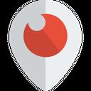 Periscope Social Logo Social Media Icon