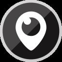 Periscope Social Media Icon