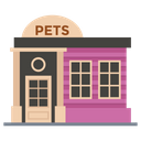 Pet Shop Pet Store Retrial Icon