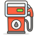 Petrol Pump Fuel Icon