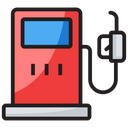 Fuel Station Petrol Pump Petrol Kiosk Icon