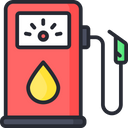 Petrol Pump Fuel Station Fuel Icon