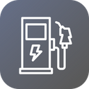 Petrol Pump Icon
