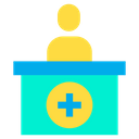 Pharmacy Medical Healthcare Icon