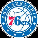Philidephia Ers Nba Basketball Icon