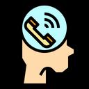 Phone Idea Data Communication Icon