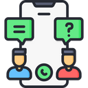 Phone Interview Icon