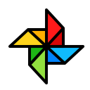 Photo Google Gallery Icon
