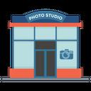Photography Photo Studio Photographic Studio Icon