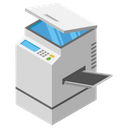 Photocopier Printing Machine Documents Printing Icon