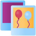 Photographs Picture Images Icon