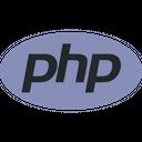 Php Technology Logo Social Media Logo Icon