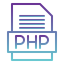 Php File Php Language Php Icon