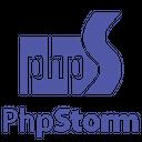 Phpstorm Plain Wordmark Icon