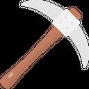 Pickaxe Mining Axe Icon