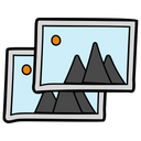Picture Gallery Icon