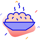 Pie Bakery Food Icon
