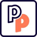 Pied Piper Pp Technology Logo Social Media Logo Icon