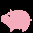 Pig Sus Wild Icon