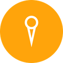 Pin Location Point Icon