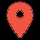 Pin Locate Marker Icon
