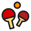Pingpong Sport Game Icon