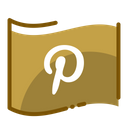 Pinterest Social Media Social Network Icon