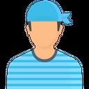 Pirate Man Profession Icon