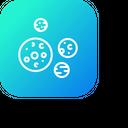 Planet Astrology Satellite Icon