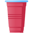 Plastic Cup Cup Drinking Cup Icon