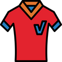Player T-Shirt Icon