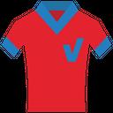 Artboard Player T Shirt Football Player T Shirt Icon