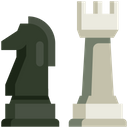 Playing Chess Chess Chess Game Icon