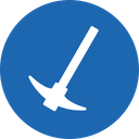 Plow Plowing Dig Icon