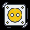Plug Power Powerpoint Icon
