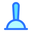 Plunger Bathroom Water Icon