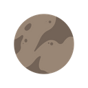 Pluto Planet Icon