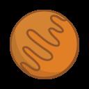Pluto Planet Space Icon