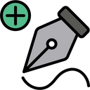 Point add tool Icon
