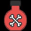 Poison Potion Bottle Icon