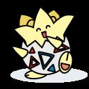 Pokemon Egg Togepi Icon