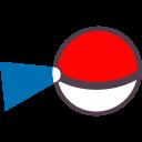 Pokemon Poke Ball Light Icon