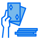 Poker Game Player Icon