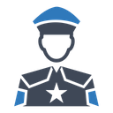 Police Cop Officer Icon