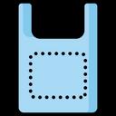 Polythin Carrybag Paperbag Icon
