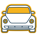 Porsche Transportation Vehicle Icon