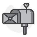 Post Love Letter Icon